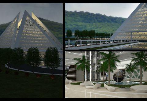 Hotel - Pyramid