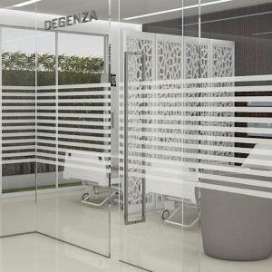 Architetti Campana - Clinica Novamedis - Camera - Render
