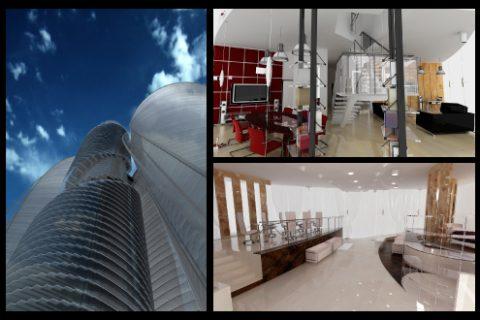 Oasis Tower - Dubai