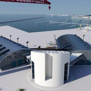Architetti Campana - Porto turistico - Mazara del Vallo - Cantieri navali
