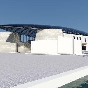 Architetti Campana - Porto turistico - Mazara del Vallo - Centro Commerciale