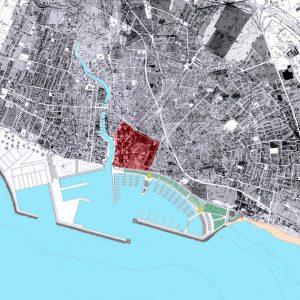 Architetti Campana - Porto turistico - Mazara del Vallo - Piano regolatore