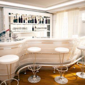 Architetti Campana - Residenza Privata - Dusseldorf - Bar
