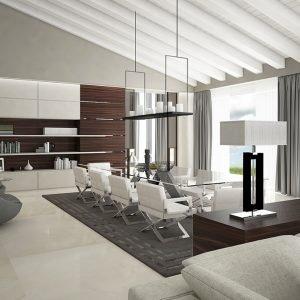 Architetti Campana - Villa Pal - Depandance - Vista4 - Render