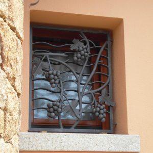 Architetti Campana - Villa - Porto Rotondo - Finestra2